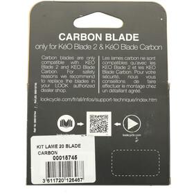 Look Kéo Blade Carbon 20Nm Kit